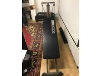 York body gym 2003 Cable Driven Exercise Bench