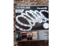 LED rope light brand new