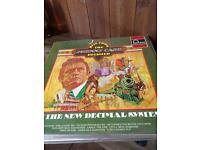 THE NEW DECIMAL SYSTEM 'HITS FROM THE JOHNNY CASH REGISTER' L.P. (STEREO PRESSING)