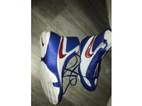 Nike boxing boots