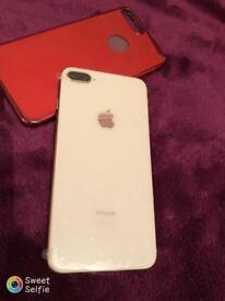 Iphone8 plus gold