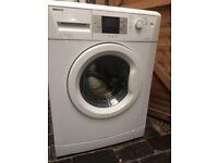 Beko 7kg washing machine Free delivery installtion £99