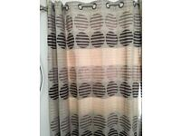 Curtains - 2 pairs