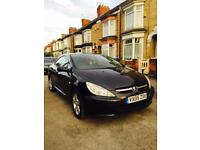 Peugeot 307 2dr coupe convertible!