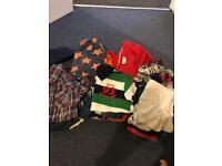 Boys bundle 12-18 months