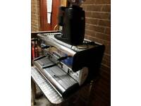 La San Marco 85E Traditional Coffee Machine