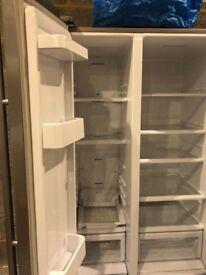 Samsung American style fridge freezer. RSA1RTMG1 rrp £700