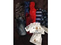 Small bundle boys designer clothes 9-10-11