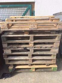 Free pallets/firewood