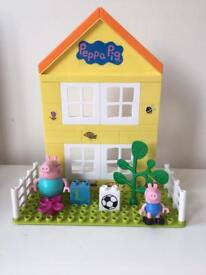 *Reduced* Peppa Pig 2D House