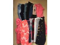 Girls clothes bundle.