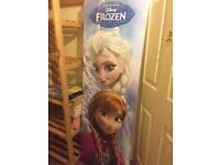 Girls frozen tall picture