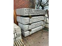New Concrete Reinforced Base Panels