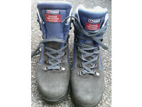 Berghaus Sherpa walking / mountaineering boots ladies 40 - barely used!