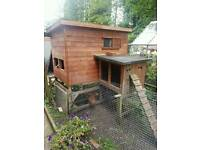 Chicken Coup/House