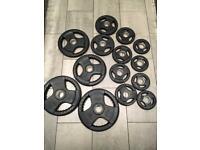 75kg Bodymax Olympic plates