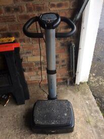 Fibration plate £10