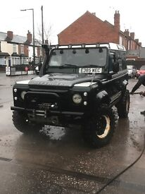 Land Rover defender 90 300tdi on/off road