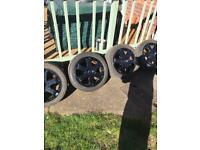 Audi Wheels & Tyres 5x100 (VW/ Skoda/ Seat)