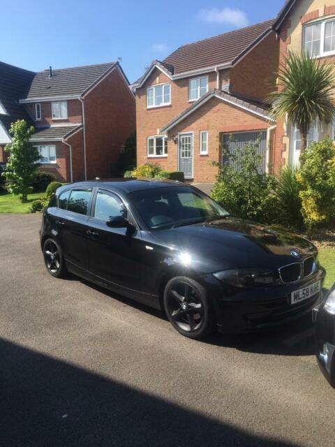 08 bmw 1 series diesel 190 bhp for swaps | in Blackwood, Caerphilly |  Gumtree