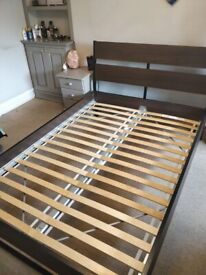 IKEA Double bed - free delivery