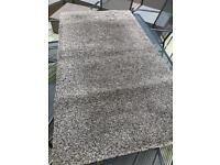 Ikea adum rug brown