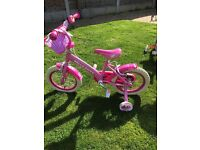 Bikes pink girls ages 3-5 years old