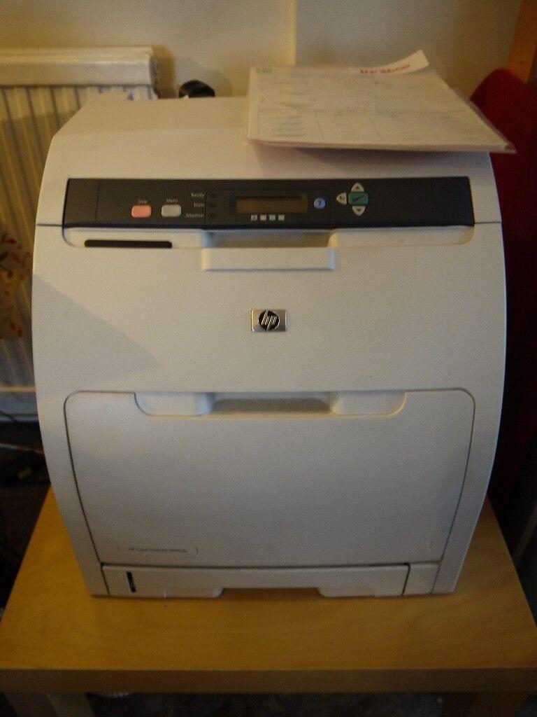 HP Color LaserJet 3600 Printer + Seven reams of A4 Viking white paper