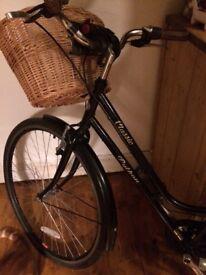 Lovely Classic Python Vintage Style women's bike