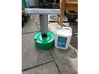 Greenhouse Heater + Paraffin - Never Used