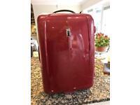 Antler suitcase on wheels