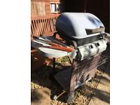 SUNNY (BUTANE CALOR) GAS BBQ - INCLUDES 4 TOOLS AND COVER!