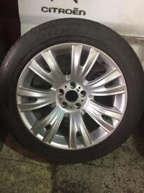 X5 19 wheels