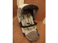 iCandy cherry pram and pushchair carrycot (fudge)