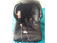 Gracie car seat
