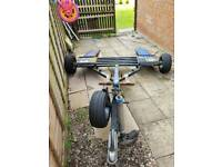 Car towing trolley for sale two wheels