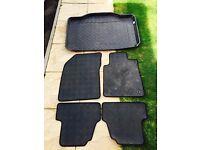 Vauxhall MOKKA winter mats and boot liner