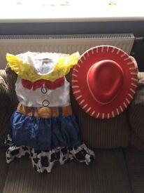 Toy Story Jessie 5-6 costume