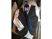 M&S Autograph 4 piece suit age 2-3