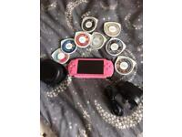 Pink psp limited edition