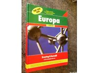 Freytag & Berndt Comprehensive Road Atlas of Europe (English Version)