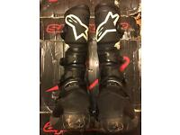 ALPINESTARS TECH 3 MOTOR CROSS BOOTS