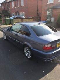 BMW 1.9 swap for van or 17000