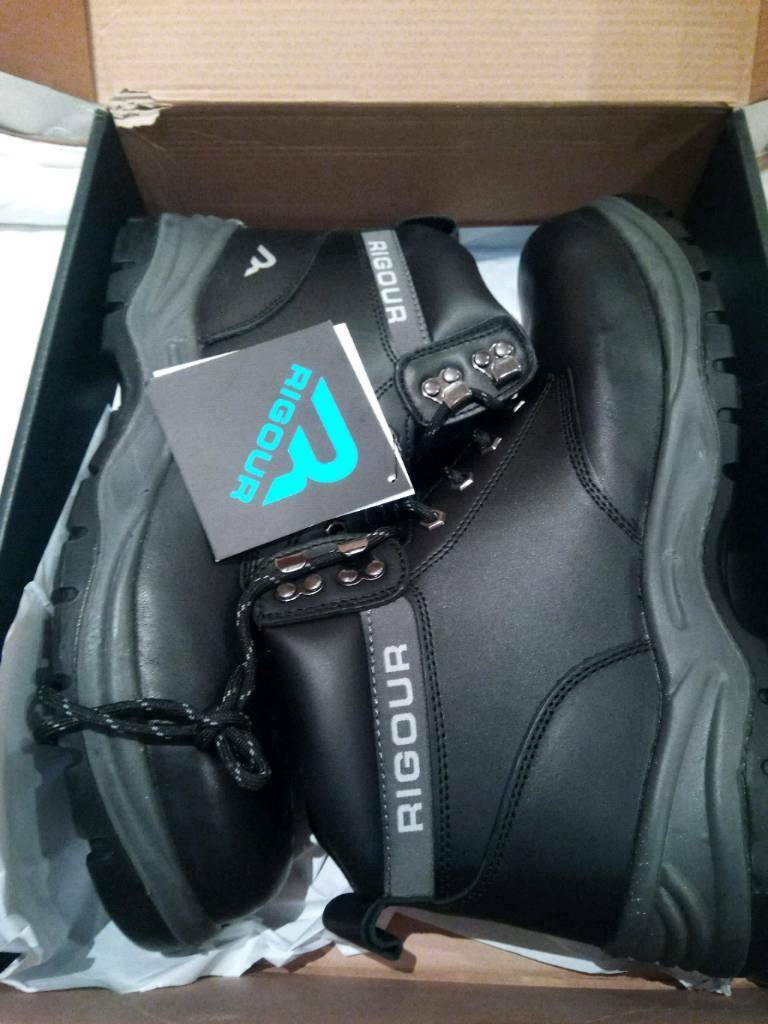 674b45af0b6 Rigour safety boots | in Cheadle Hulme, Manchester | Gumtree