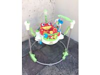 Fisher price jumperoo entertainer