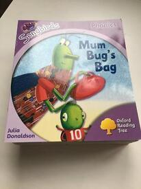 Julia Donaldson Phonics Books -1st Stage -36 books