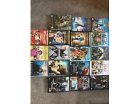 Family Friendly DVDs PG and 15 Rated