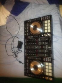 Pioneer DDJ-SX excellent condition. Bedroom use only