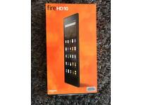 Amazon Fire HD 10 Tablet 16gb