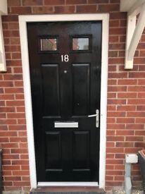 Modern Composite Front Door